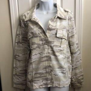 Sanctuary 2 pocket shacket utility shirt/ jacket